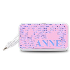 Anne Portable Speaker (White)
