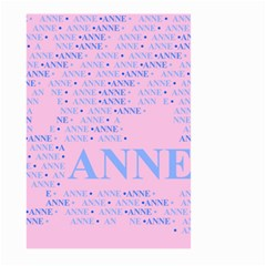 Anne Large Garden Flag (Two Sides)