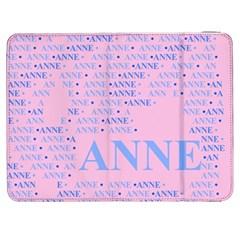 Anne Samsung Galaxy Tab 7  P1000 Flip Case