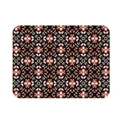 Cute Pattern Gifts Double Sided Flano Blanket (mini)