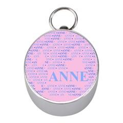 Anne Mini Silver Compasses