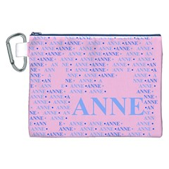 Anne Canvas Cosmetic Bag (xxl)