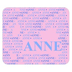 Anne Double Sided Flano Blanket (small)