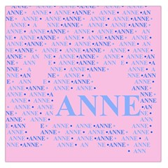 Anne Large Satin Scarf (Square)