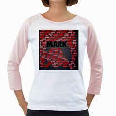 Mark Girly Raglans