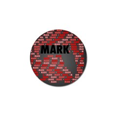 Mark Golf Ball Marker (10 Pack)