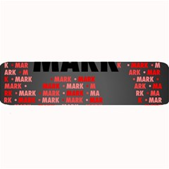 Mark Large Bar Mats
