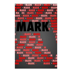 Mark Shower Curtain 48  X 72  (small)