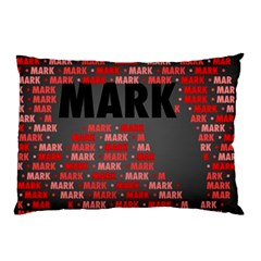 Mark Pillow Cases (two Sides)