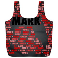 Mark Full Print Recycle Bags (l)