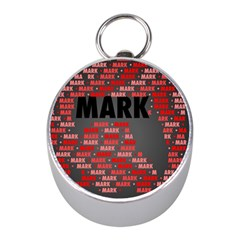 Mark Mini Silver Compasses