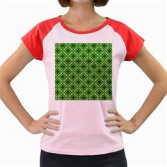 Cute Pattern Gifts Women s Cap Sleeve T Shirt