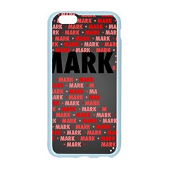 Mark Apple Seamless iPhone 6 Case (Color)