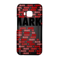 Mark HTC One M9 Hardshell Case