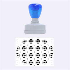 Cute Pattern Gifts Rubber Oval Stamps