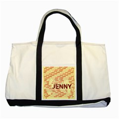 Jenny Two Tone Tote Bag