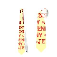 Jenny Neckties (one Side)