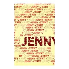 Jenny Shower Curtain 48  X 72  (small)
