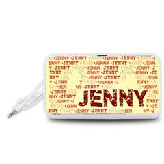 Jenny Portable Speaker (White)