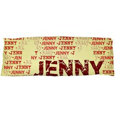 Jenny Body Pillow Cases Dakimakura (two Sides)