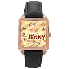Jenny Rose Gold Watches