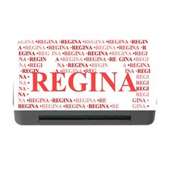 Regina Memory Card Reader with CF