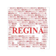 Regina Small Satin Scarf (Square)