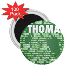 Thomas 2 25  Magnets (100 Pack)