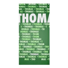 Thomas Shower Curtain 36  x 72  (Stall)