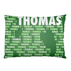 Thomas Pillow Cases (two Sides)