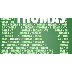 Thomas You Are Invited 3d Greeting Card (8x4)