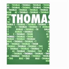 Thomas Large Garden Flag (Two Sides)