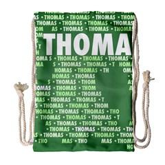 Thomas Drawstring Bag (Large)