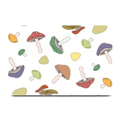 Mushrooms Pattern 02 Plate Mats