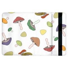 Mushrooms Pattern 02 Ipad Air Flip
