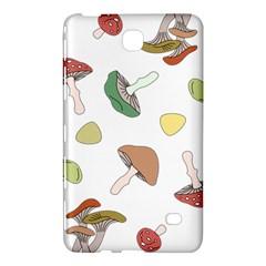Mushrooms Pattern 02 Samsung Galaxy Tab 4 (8 ) Hardshell Case