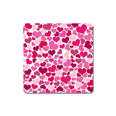 Heart 2014 0933 Square Magnet
