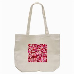 Heart 2014 0933 Tote Bag (Cream)