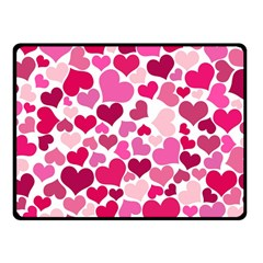 Heart 2014 0933 Fleece Blanket (Small)