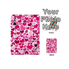 Heart 2014 0933 Playing Cards 54 (Mini)