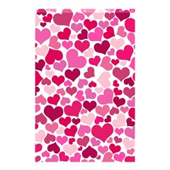 Heart 2014 0933 Shower Curtain 48  x 72  (Small)