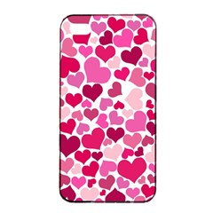 Heart 2014 0933 Apple Iphone 4/4s Seamless Case (black)