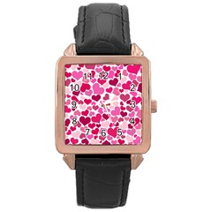 Heart 2014 0933 Rose Gold Watches