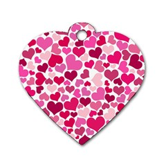 Heart 2014 0933 Dog Tag Heart (one Side)