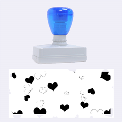 Heart 2014 0933 Rubber Stamps (Large)