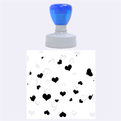 Heart 2014 0933 Rubber Round Stamps (large)