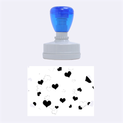 Heart 2014 0933 Rubber Oval Stamps