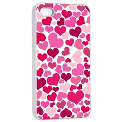 Heart 2014 0933 Apple Iphone 4/4s Seamless Case (white)