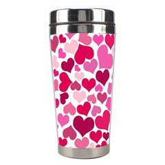 Heart 2014 0933 Stainless Steel Travel Tumblers