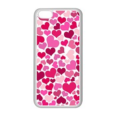 Heart 2014 0933 Apple Iphone 5c Seamless Case (white)